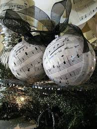 Christmas Music Buttons For Crafts