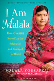 i am malala how one stood up for education and changed the world