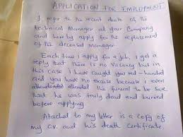 handwritten cover letters this can only make you laugh and laugh again best job application