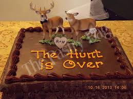 Grooms Cake Ideas Fishing Best Cakes Images On Fours Groom Hunting