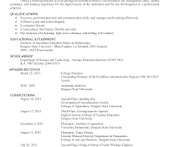 Language Skills Resume Stirring Language Skills Resume Sample Sle Technical Computer 46