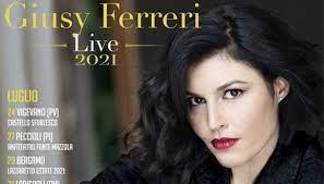 I concerti di Giusy Ferreri in estate, le date dopo Shimmy Shimmy