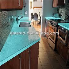 contemporary glass blue quartz countertops throughout light decorations 20