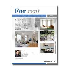 House For Rent Flyer Template Word Rental Advertisement Template Magdalene Project Org