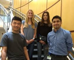 Summer Thank You Bouxsein Lab Thank You To Our 2018 Summer Interns