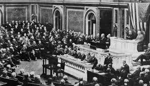 How Woodrow Wilsons War Speech To Congress Changed Him