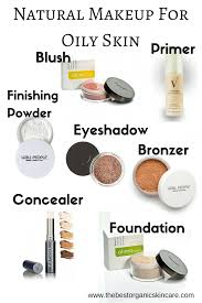 best organic makeup products