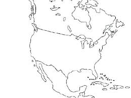 Latin America Coloring Pages Map Coloring Page Map Coloring Page