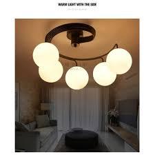 the lighting loft. The Lighting Loft. Glass Lampshade Modern Led Dining Room Chandeliers Retro Big Space Indoor Loft