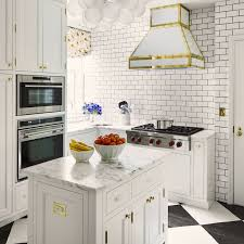 house beautiful photo christopher sturman paint color benjamin mooroe white dove marble counters small island small kitchen