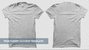 free t shirt template 40 free t shirt mockups psd templates for your online store in 2018