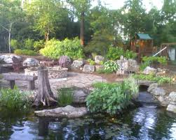 diy patio pond: image of fantastic diy backyard pond