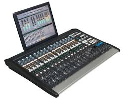 ip television audio consoles series two s2 lh 3qtr