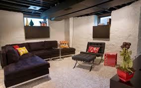 painting basement walls concrete