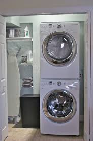 Washer  Ideas. Effective Stackable Washer And Dryer Laundry Room ...