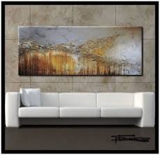 extra large modern abstract canvas wall art limited edition hand embellished giclee on canvas on rectangular framed wall art with cheap oversized wall art foter