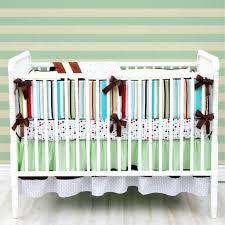 solid colored crib bedding