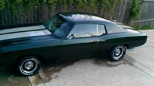 1970 Chevy Monte Carlo...back from paint shop - YouTube