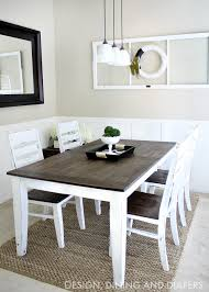 rustic dining table diy. 14 gorgeous rustic makeovers and decor ideas dining table diy