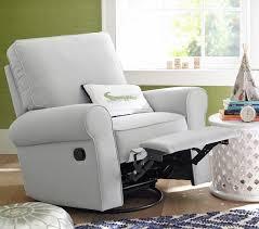 comfort recliner swivel rocker pottery barn kids for the