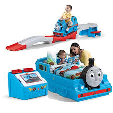 Amazon.com - Step2 Thomas The Tank Engine Bedroom Set For Kids ...