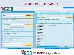 Resume Parser Free Best Of Resume Parsing Software Rchilli An Application Recruiting 24 Pretty