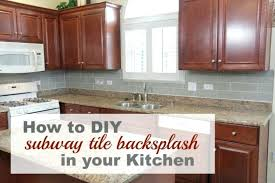 how to put up backsplash astonishing ideas how to install tile in kitchen 8 es that
