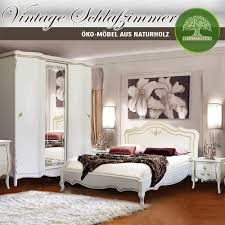 Weißes Romantisches Schlafzimmer Im Französischen Stil Möbelhaus