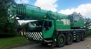 Liebherr Ltm 1090 4 1 90 Ton All Terrain Crane For Sale