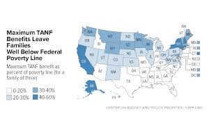 More States Raising Tanf Benefits To Boost Families