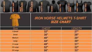 Beard Measurement Scale Shirt