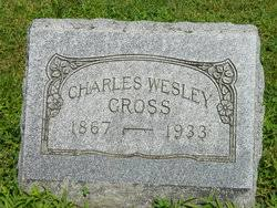 Charles Wesley Gross (1867-1933) - Find A Grave Memorial