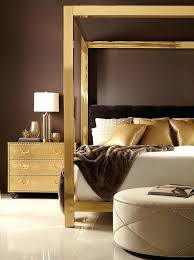 Chocolate Bedroom Ideas