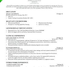 Sample Resume For Newly Graduated Student Best of Graduate Nurse Cover Letter Examples Australia Nursing Example New