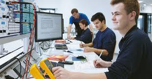 Electronics Building Systems Technician M F D