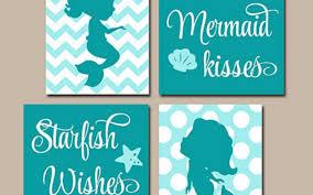diy mermaid wall decor awesome bathroom decorating ideas with diy mermaid decor roomy on colors mermaid
