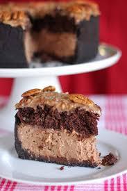 german chocolate cheesecake.  German German Chocolate Cheesecake U201c On Cheesecake M