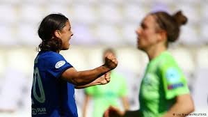 We are heartbroken at having to say goodbye to our chelsea mae. Women S Champions League Wolfsburg Reach Their Limit With Defeat By Chelsea Sports German Football And Major International Sports News Dw 31 03 2021