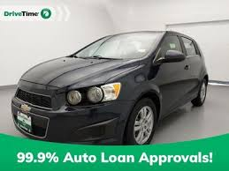 Used 2018 Chevrolet Sonic for Sale in Houston, TX | Cars.com