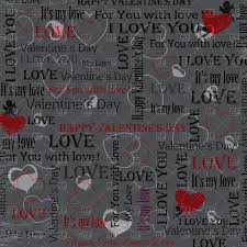 vintage valentines wallpaper. Simple Wallpaper Valentineu0027s Day Wallpaper With Hearts And Text In Vintage Style Vector  Image U2013 Artwork Of Click To Zoom Throughout Vintage Valentines Wallpaper