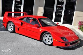 Like New Ferrari F40 Has 193 Miles On The Clock And A Huge Desire To Be Driven Carscoops