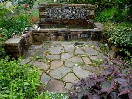Small Picture Jeffrey Bales World of Gardens Pebble Mosaic for the Garden