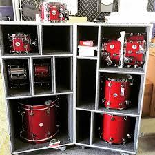 drum flight case