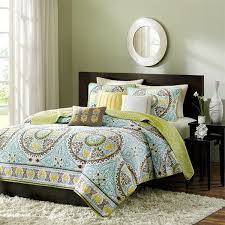 image of quilted bed sets design