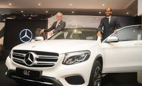 new car launches in hyderabadEeYuva  MercedesBenz India Inaugurated A New Outlet In Hyderabad