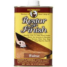 Howard 16 Oz Walnut Wood Finish Restorer Rf4016 The Home Depot