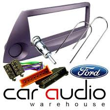 cheap car stereo wiring kit car stereo wiring kit deals on get quotations · ford ka grey full car stereo radio fitting kit includes a grey facia adapter