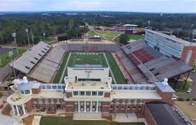 Veterans Memorial Stadium Troy University Wikipedia
