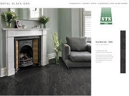 irresistibly stylish make a statement with royal black oak the eye catching brown detailing luxury vinyl flooringplanksknots