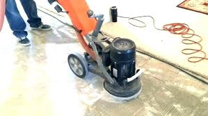 removing tile from concrete floor replacing